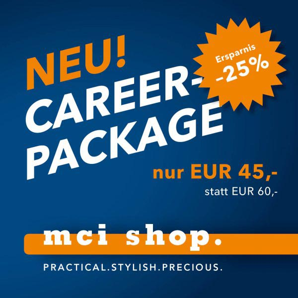 Career-Package at discounted price