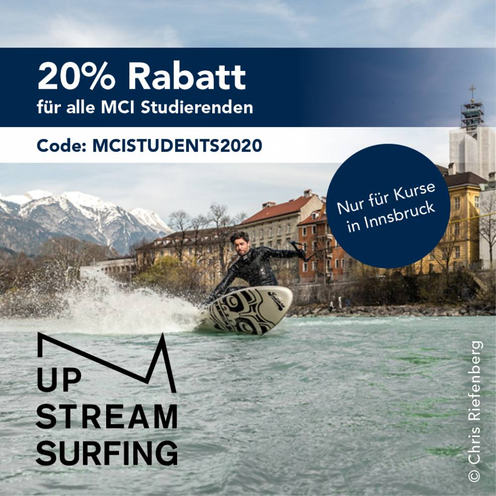 Up-Stream Surfing
