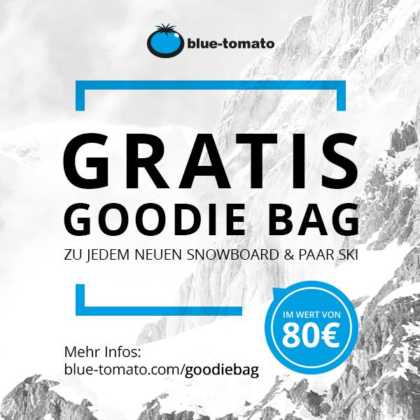 Goodie Bag Blue Tomato
